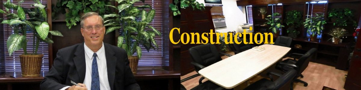 Herbert L. Allen, Jr., P.A., Construction Attorney, LawFloridaConstruction.com, helps people, homeowners, and business with construction law matters, including