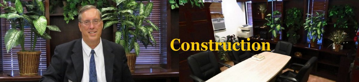 Herbert L. Allen, Jr, P.A., Real Estate Attorney, has experience with construction problems, new construction, contracts, evictions, and other real estate matters.